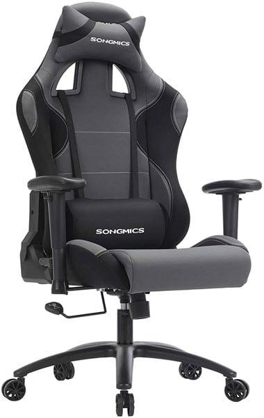 Chaise de gamer Songmics RCG02G