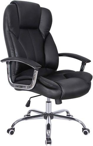 Chaise de bureau Songmics OBG57B