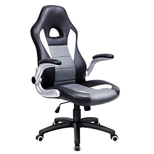 Avis et test du fauteuil de bureau design Songmics OBG28G